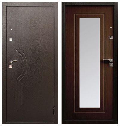 производство металлических двери в г кашире